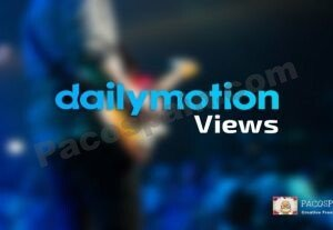 We Give You DAILYMOTION Video Views