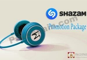 SHAZAM Promotion Package – Become Popular!
