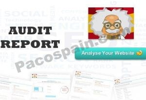 Audit Report – Website SEO Analysis