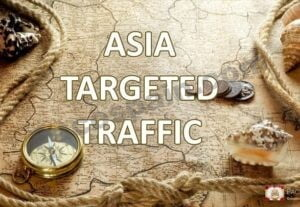 Asia Targeted Traffic To Your Website Or Blog