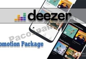 Deezer Promotion Package For Your Music Tracks