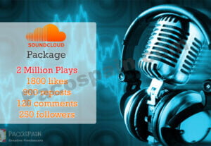 SoundCloud Package 2 – Even Better And More!